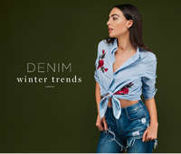 Denim Winter Trends 2016