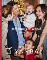 Ofertas de Yanbal, Campaña 12 - Todo cambia en Navidad y en Yanbal lo celebramos