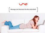Ofertas de UNE, Navega con Internet de alta velocidad