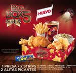 Ofertas de KFC, Big Box