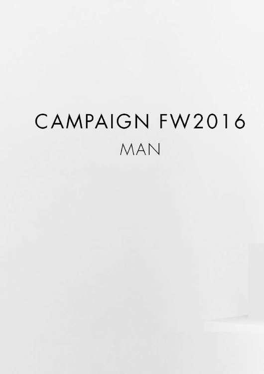 Ofertas de Adolfo Domìnguez, FW 2016 Man