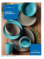 Ofertas de Tienda Cerámica Corona, Catálogo de Producto 2017 - Vajillas Hogar