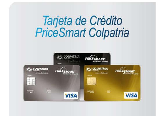 Ofertas de Colpatria, Tarjeta de Crédito Price Mart Colpatria