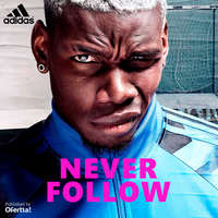 Never Follow. Blue BLast Ace 17
