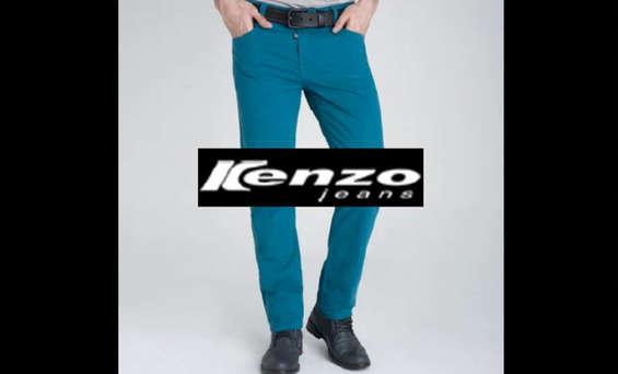 Ofertas de Kenzo Jeans, Pantalones Hombre