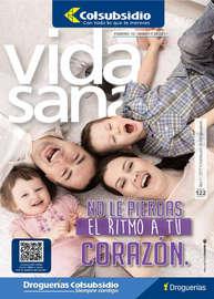 Revista Vida Sana Ed. 122 - No le pierdas el ritmo a tu corazón