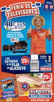 Ofertas de Alkosto, Catálogo - Feria de televisores