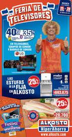 Catálogo - Feria de televisores