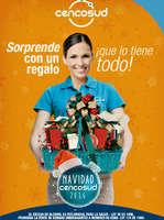 Ofertas de Metro, Navidad Cencosud