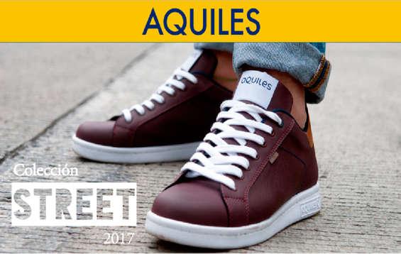 Ofertas de Aquiles, Colección Street 2017