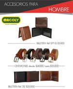 Ofertas de Macoly, Accesorios para hombre