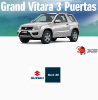 Suzuki Gran Vitara 3 puertas