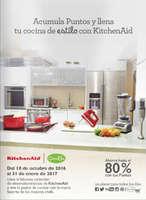 Ofertas de Carulla, Acumula puntos y llena tu cocina de estilo con KitchenAid