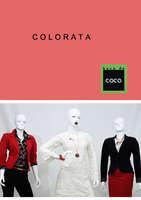 Ofertas de Beso de Coco, Lookbook Colorata