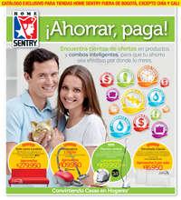 ¡Ahorrar, paga! - Exclusivo para tiendas fuera de Bogotá, excepto Chía y Cali