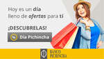 Ofertas de Banco Pichincha, Día Pichincha