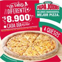 Pizza del día