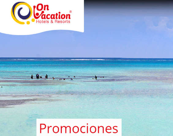 Ofertas de On Vacation, Promociones