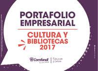 Portafolio empresarial - Cultura y bibliotecas 2017