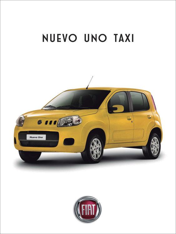 Ofertas de Fiat, Nuevo UNO Taxi