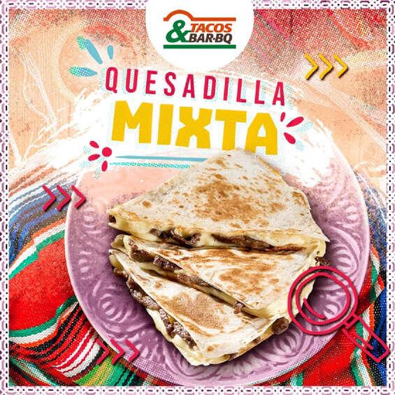 Ofertas de Tacos y Bar, Productos