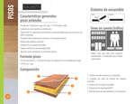 Ofertas de Madecentro, Catálogo Pisos