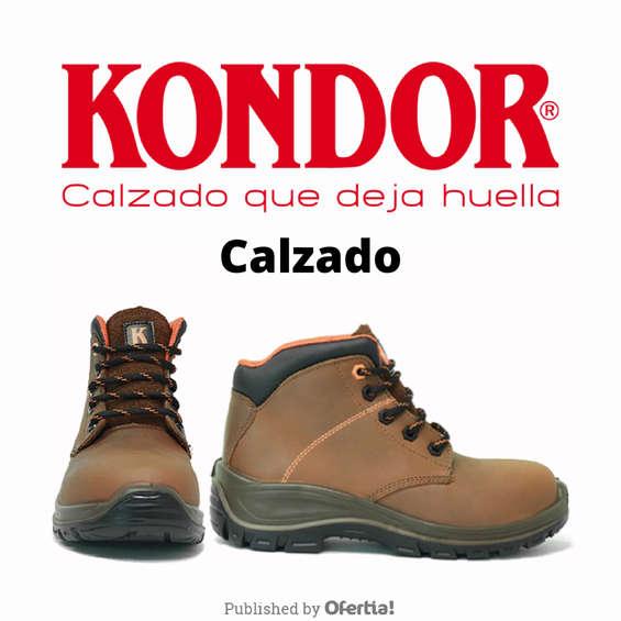 Ofertas de Calzado Kondor, Calzado