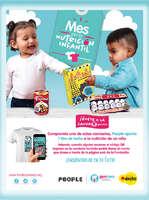Ofertas de Éxito, Gen Cero - Mes de la nutrición infantil