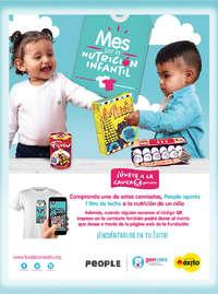 Gen Cero - Mes de la nutrición infantil