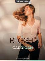 Ofertas de Ragged, Cardigan