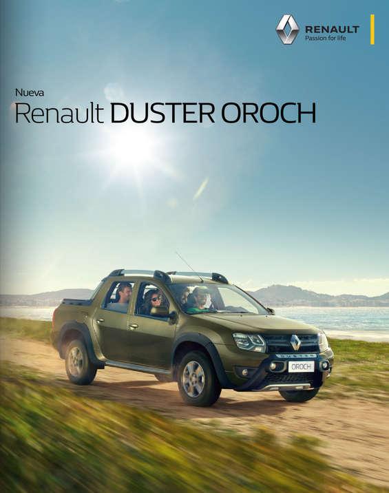 Ofertas de Renault, Nueva Renault Duster Oroch