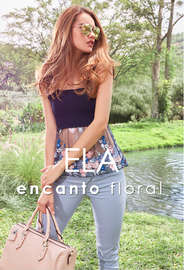 Lookbook encanto floral