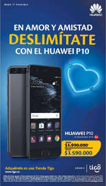En Amor y Amistad Deslimítate con el Huawei P10