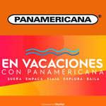 Ofertas de Librería Panamericana, En Vacaciones