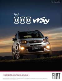 Fiat Uno way