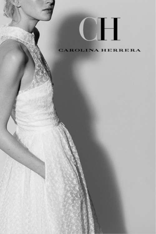 Ofertas de Carolina Herrera, Colección Novias 2018