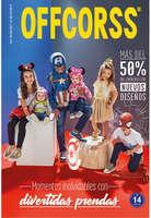 Ofertas de Offcorss, Momentos inolvidables con divertidas prendas - Campaña 14 de 2017
