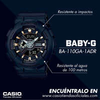 Colección Baby-G