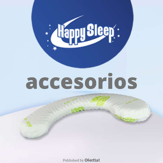 Ofertas de Happy Sleep, Accesorios