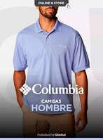Ofertas de Columbia, Camisas hombre