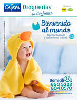 Ofertas de Droguerías Cafam, Catálogo - Bienvenido al mundo