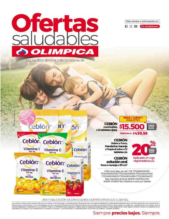 Ofertas de Super Almacenes Olímpica, Olímpica
