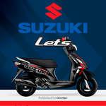 Ofertas de Suzuki Motos, Suzuki Let´s