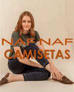 Ofertas de Naf Naf, Camisetas