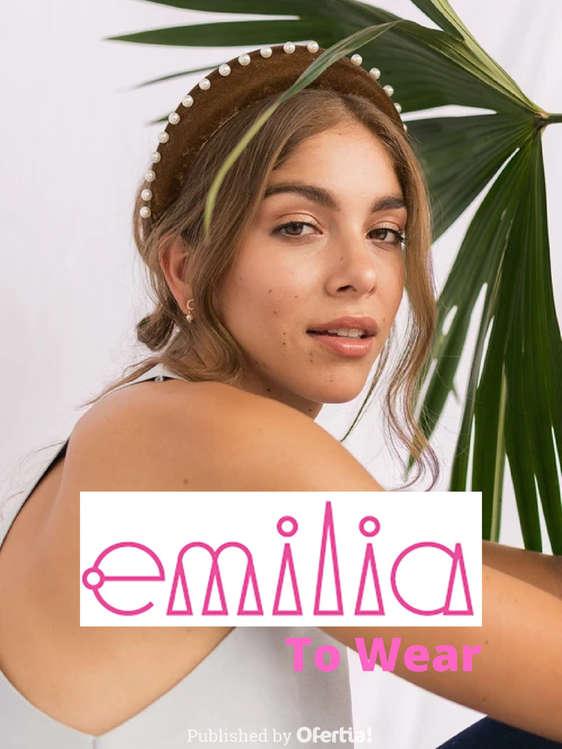Ofertas de Emilia, To Wear
