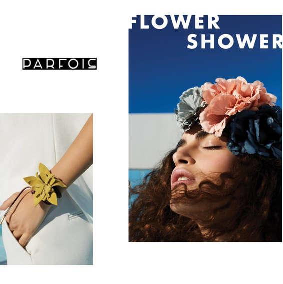 Ofertas de Parfois, Flower Shower