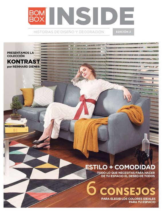 Ofertas de Bombox, Bombox_Revista