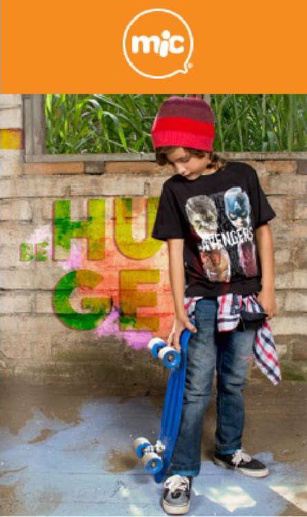 Ofertas de Mic Kids, Camisas y camisetas - Niños