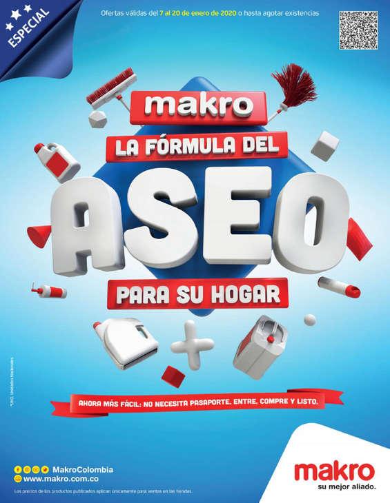 Ofertas de Makro, La Fórmula Del Aseo