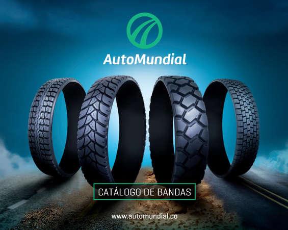 Ofertas de Automundial, Bandas Automundial
